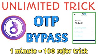 Live]OYO Trick ₹200 PAYTM Cash Everytime Without Refer