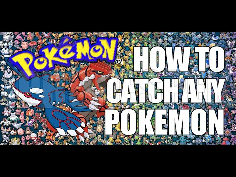 How to Get Any Pokemon Sapphire & Ruby GBA4IOS iOS 11 10 9 iPhone iPad