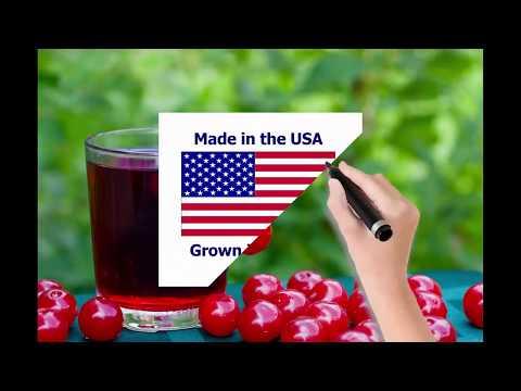 Health benefits of drinking tart cherry juice