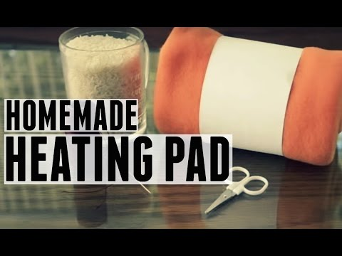 Homemade Heating Pad | DIY