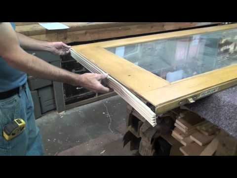 How to Replace a Door Bottom / Sweep: Snap-in Style