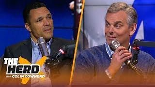 Tony Gonzalez looks ahead to Colts vs Chiefs, talks Dak