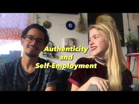 AUTHENTICITY & SELF EMPLOYMENT ft Ron   Cosette DeMille