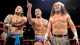 The Hardy Boyz to team up with Jason Jordan at SummerSlam