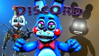Sfm Fnaf Discord By Eurobeat Brony Remix By The Living Tombstone Mp3
