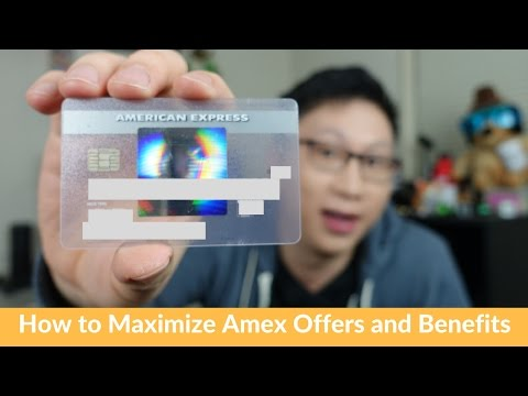 How to Maximize American Express Offers and Benefits