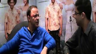 Exclusive Vidhu Vinod Chopra interview for PK for Bollywood Eye