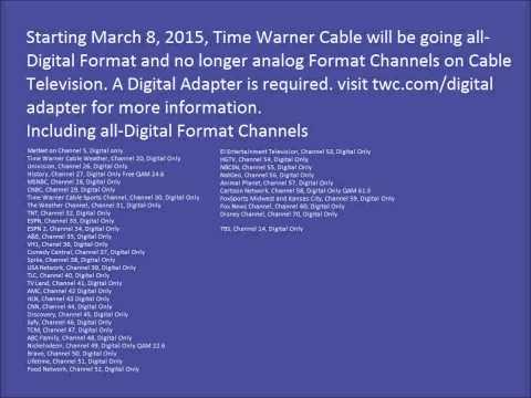TWC Message all Digital