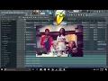 Post Malone - Congratulations (feat. Quavo) FL Studio FLP Instrumental Part 2