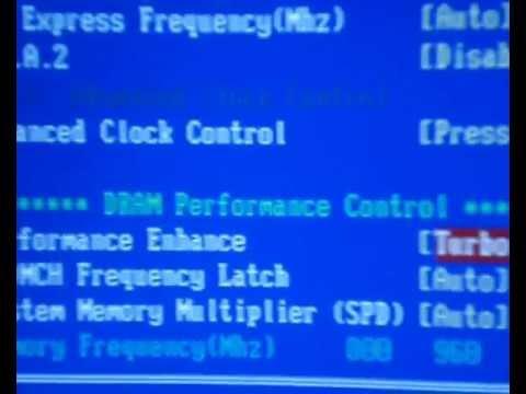 Overclocking E5200 to 3Ghz