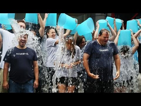 Ice Bucket Challenge Helps Fund Genetic Research