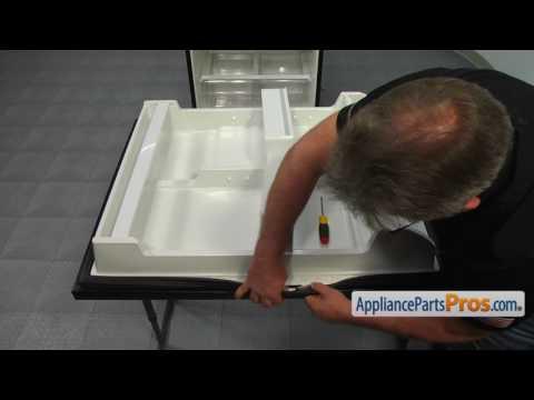 Refrigerator Door Gasket (part #2177311) - How To Replace