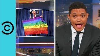 Trump Announces Transgender Military Ban - The Daily Show | Comedy Central
