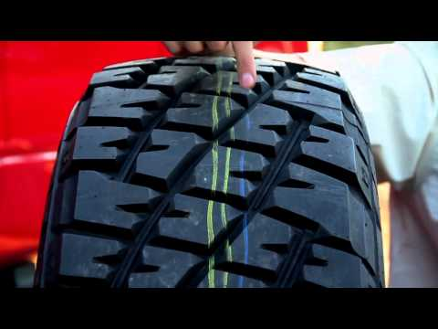 Tires 101 - How to pick the right tire.