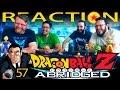 TFS DragonBall Z Abridged REACTION!! Episode 57 mp3