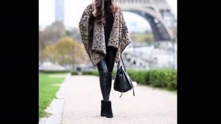 أجمل الملابس الشتوية للنساء الجميلات 2017