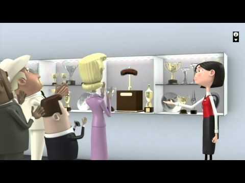 McLaren Animation (Tooned) - Episode 01 (Wheel Nuts )