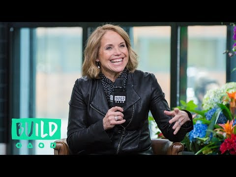 Katie Couric On Her National Geographic Series,