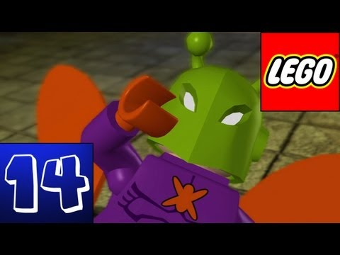 LEGO: Batman The Video Game - Part 14 - Killer Moth