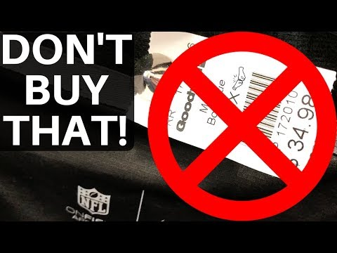 What Brands NOT to Buy From Thrift Stores! + NEW Goodwill Haul Video | Ralli Roots