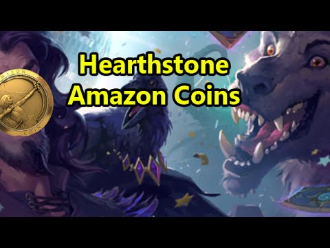 Amazon Coin Promo: Cheaper Karazhan Adventure and Packs!