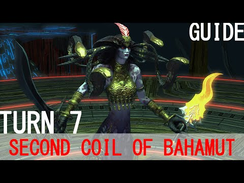 Final Fantasy XIV: A Realm Reborn ♠ Second Coil of Bahamut Turn 7 Guide
