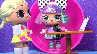 Download Куклы ЛОЛ Непутевая семейка 5 серия | Мультики с Игрушками | Вероничка Лалалупси Video