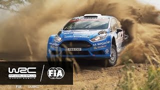 WRC 2 - 73rd PZM Rally Poland 2016: WRC 2 Event Highlights