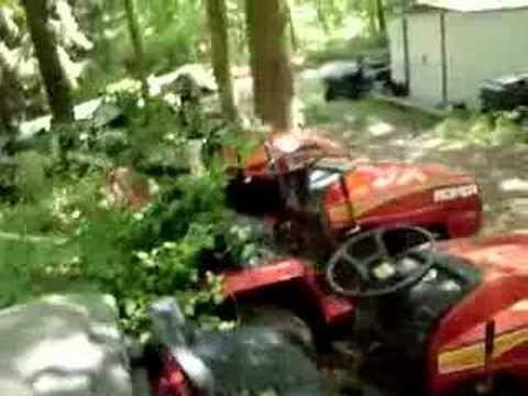 Tractor Land -The Riding Mower Junkyard