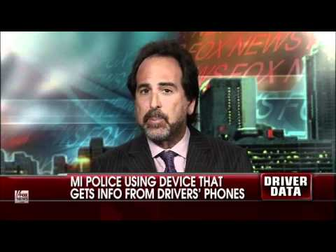 Cops Extracting Data From Drivers' Cell Phones