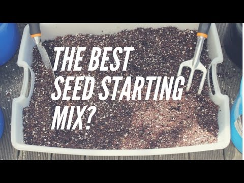Is this the best seed starting mix?