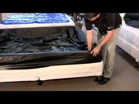 Legacy Softside Waterbed Setup Instructions