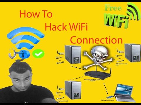 How To Hack WiFi Connection  Sri Lanka