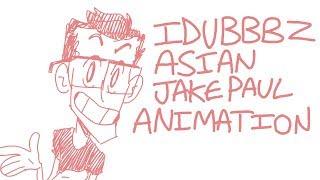 Idubbbz Asian Jake Paul (Remix) Animation