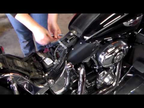 How to Remove and Replace a Motorcycle Battery