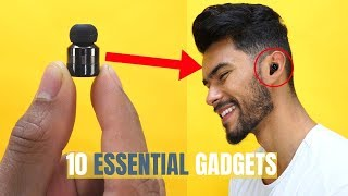 10 Essential Gadgets Every Man Should Own