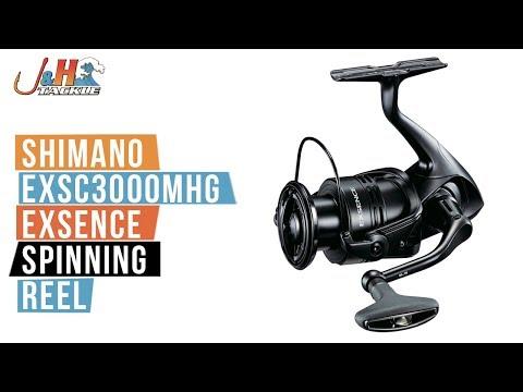 Shimano EXSC3000MHG Exsence Spinning Reel | J&H Tackle