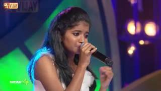Super Singer Junior - Udhaya Udhaya by Gowri