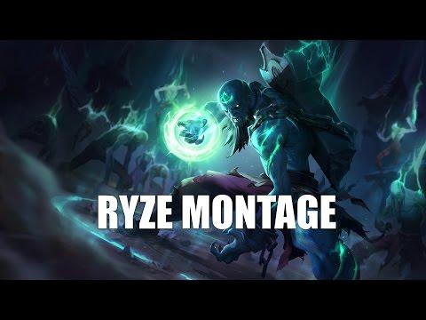 Ryze Montage 2016 Best Ryze plays