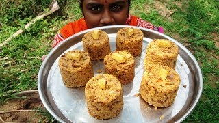 Village Food / Cooking Moth Beans Rice In Our Village Farm / Healthy and Tasty Recipe