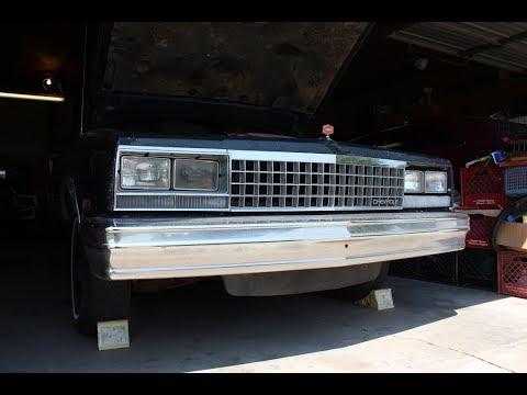 El Camino Street/Strip Build | Part 1 | Truck Info