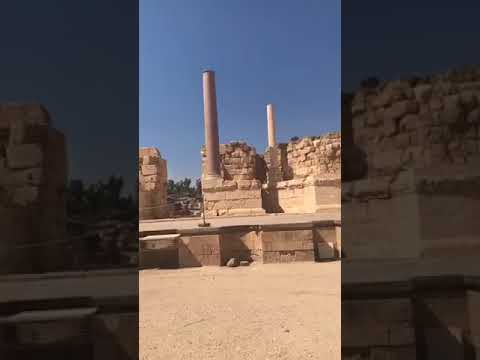 Saturday Adventures - Our Day in Beit Shean, Israel