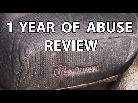 Trek Armor Seat Covers: 1 Year Of Abuse Review (Now Bartact)
