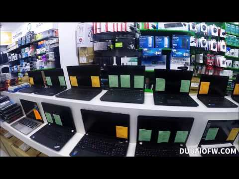 Al Ain Computer Centre: Where to Buy Cheap Laptops in Dubai