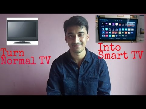 Turn Your Normal TV into Smart TV Using - Raspberry Pi and KODI!
