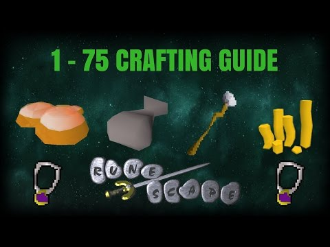Iron Man 1-75 Crafting Guide - Nxno - Oldschool Runescape