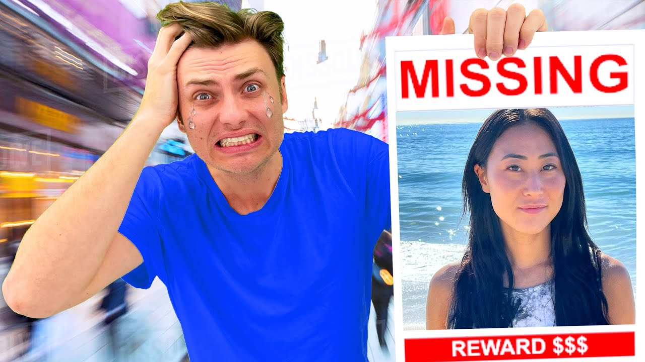 I WENT MISSING FOR 24 HOURS!!
