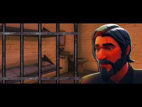 How John Wick Escapes From Prison - A FORTNITE SHORT FILM