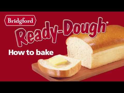 How to Bake Bridgford Frozen Ready-Dough®