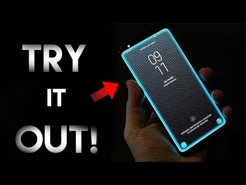 Amazing Secret Launcher For Android Smartphones!